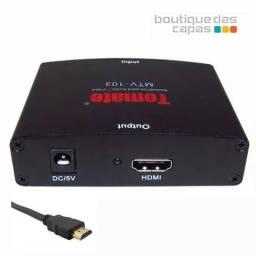 Conversor de sinal VGA para HDMI mtv-103