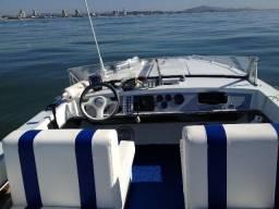 Lancha carbras mar 19 pés (motor diesel) - 2012