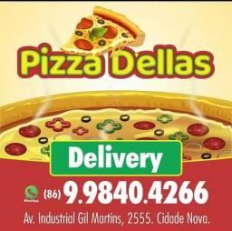 Pizza peça