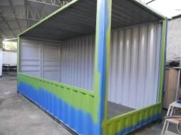 Transformação de Containers - Tecmem Comercial - RJ