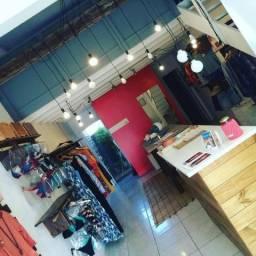 Loja de moda feminina em Garopaba