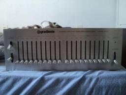 Equalizador gradiente model e-1c