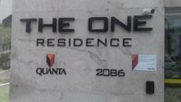 The One residence 2 quartos sendo 1 suite, sala, cozinha, 1 vaga-Doutor Imoveis Belém