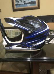 Capacete downhill asw