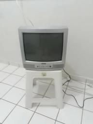 Tv à cores CCE 14 polegadas