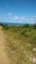 Terreno com bela vista para o mar em Itamaracá