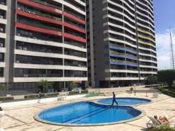 Residencial Portal da Ciadade, 127m² 1 Suíte com Closet + 2 Qts - Fino acabamento