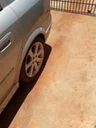 Rodas 17 com pneus do astra troco em roda 15 com pneus também somente troca