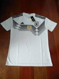 Camisa da Alemanha 2018