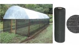 Tela sombrite 50 x 2 metros para rural estufa plantação 50 metros