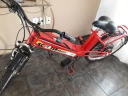 Bicicleta Elétrica Scooter Brasil