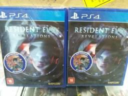 Resident Evil Reveletions Ps4