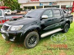 Seminovo Xapuri Motors - Hilux Limited - 2013