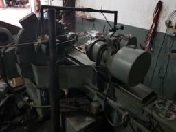 Máquina de Retificar Virabrequim Hidráulica Berco