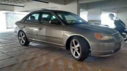 Civic 2002 LX 1.7 completo de tudo e com rodas aro 17 com 5 pneus novos - 2002