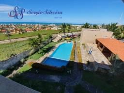Predio com 8 apartamentos vista mar com piscina deck com churrasqueira Porto das Dunas