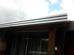 Calhas algerosa Consertos em telhados
