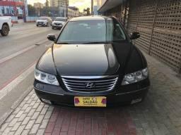 Hyundai Azera v6 2010 blindado (Nível 3) - 2010