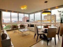 2 dormitórios com suite alto padrão mobiliado e decorado !