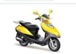 Moto Dafra 125 - 2010