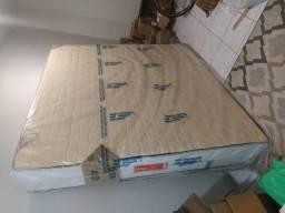 Cama Box king size completa