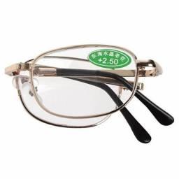 Armação para Óculos de Leitura - dobrável