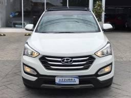 Hyundai santa fé 3.3 mpfi 4x4 7 lugares v6 270cv gasolina 4p automático 2015 - 2015
