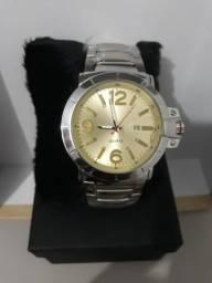 e36dbb89f76 Relógios Oakley C  Calendário Aço Inoxidável na Caixa