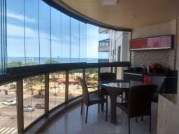 Murano Imobiliária vende apartamento de 4 quartos decorado na Praia de Itaparica, Vila Vel