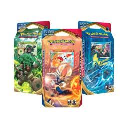 Deck Starters Pokémon Espada e Escudo Unitária