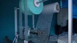 Máquina de fazer fraldas infantil