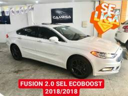 Ford Fusion 2.0 SEL Ecoboost 2018/2018