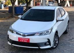 Corolla XEI 2.0 2019 | Apenas 17.000 Km Rodados | Único Dono!!!
