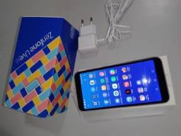 ZenFone L1 32G novo na caixa 1 semana de uso