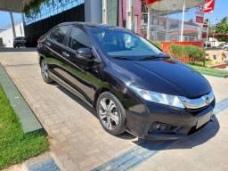 Carro com Baixa km- APENAS 40.000km Honda City EX 17/17 AUTOMÁTICO