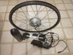 Kit Elétrico para Bicicleta<br><br>350 Watts<br><br>