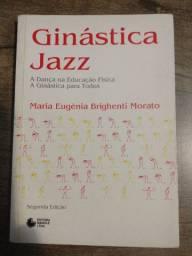 Livro ginástica jazz