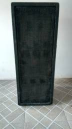 Caixa de Som Line para PA Selenium c 02 alto falante 12, e 02 T.I