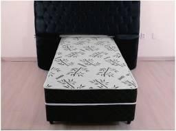 Cama - Solteiro Box 78cm - Pronta Entrega - Cama