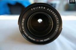 Lente Fujifilm 18-55mm + filtro