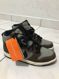? Nike Sb Dunk High pro baroque brown