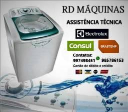 Assistência técnica Maquina de lavar