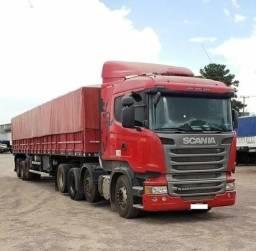 Scania R440 8x2(ent+parc)