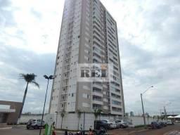 Apartamento com 3 dormitórios à venda, 96 m² por R$ 450.000,00 - Setor Morada do Sol - Rio