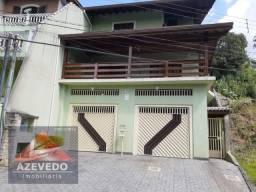 Casa à venda com 3 dormitórios em Colônia, Ribeirão pires cod:5134
