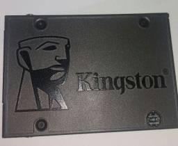 Vendo ssd kingston 120gb A400 usado