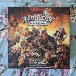 Zombicide Black Plague + insert Bucaneiros + sleevado