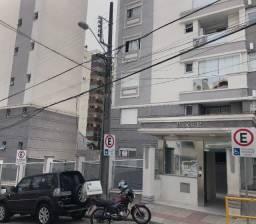Aluguel apartamento mobiliado, 1 quadra Beira Mar Norte, 2 quartos com garagem Agronômica