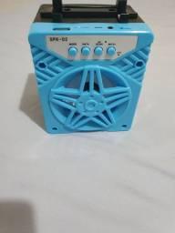 Caixa de som SPK-02