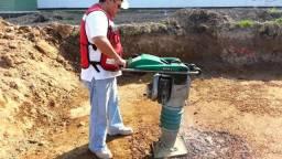 Alugo compactador de solo